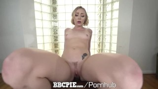 BBCPIE Multiple Leaking Interracial Creampies Inside Tight Pussy