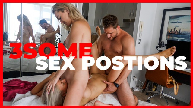 Sex positions some three How to