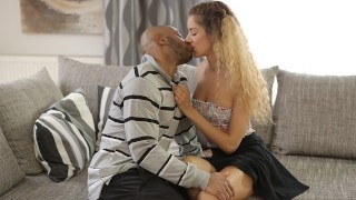 BLACK4K Monique Woods works as maid but wants to get BBC in her pussy