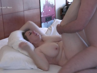 Double penetration and creampie