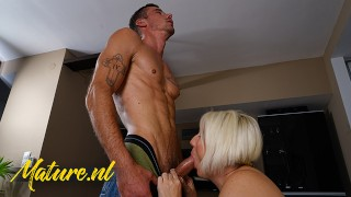 Amateur MILF Needs a Hard Pussy Pounding From Her Personal Trainer