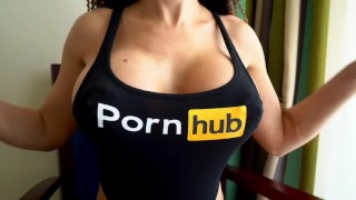 Full Free Porn Videos - Big Boobs I Love My New Clothes From Pornhub, I'm Happy This New Year.  My Boobs