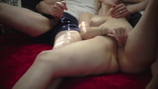 """""SHARED PASSION"""" (Full Movie) – Amazing Mutual Pleasure w/ Real Life Couple – SxySorcererSupreme"