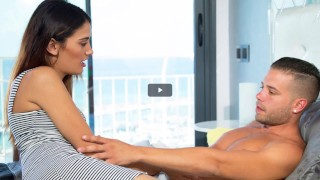 Sexy Spanish señorita Penelope Cum gets the hardcore fuck she yearns for