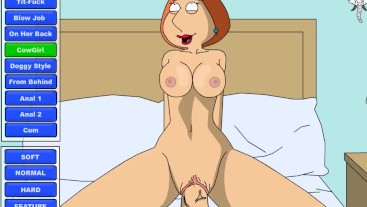 Griffin - Lois Griffin Getting In Trouble Sex Cartoon