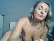 MILF SLUT SQUIRTS EVERYWHERE AND FINISHES WITH A FACIAL
