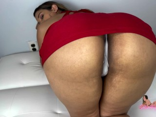 Ass Worship: Her Butt Can't Compare To My Big Brown Booty - SelenaRyan