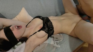 Tied Up And Fucked Hard