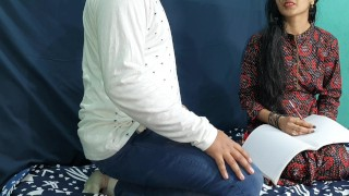 Bestever xxx doggystyle by Indian teacher with clear hindi voice