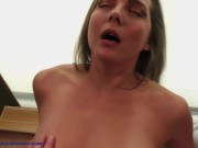 Sadie Holmes cums back to fuck some more