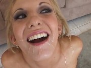 Vivian West Loves Cock - Blowbang Cumpilation - Bukkake Whore (blowbangwhores)