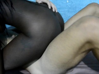 Step mom tape a video, that I fuck our new step sister