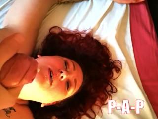 Alternative Redhead Deepthroat Spanking Rimming Fuck Squirt and Facial