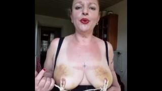 Neuer kostenloser Porno - Extreme Masochistische Brustwarzenfolter