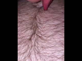 Wife records me in Her POV of me jerking off to Cum for her so she could taste my cum off of my body