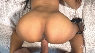 Big Booty Asian Fucked Doggystyle And Gets A Facial Amateur AmyGabe