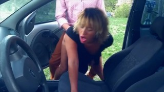 My Wife's First Dogging In Public Park