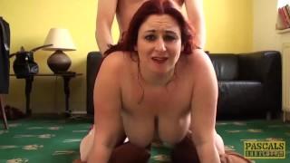PASCALSSUBSLUTS - Redhead British Babe Scorpio Dominated