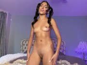 STEPSISTER GIVES YOU JERK OFF INSTRUCTIONS