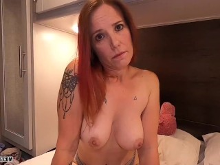 stepson Begs stepmom For Sex - Jane Cane