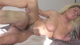 Pavel Faun Busty Mature Renata, Pervert and domimant. Senior porn. Sample from 3. scene. 50 fps