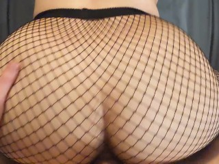 College girl with a big ass was bored so we had some fun