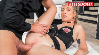 HerLimit – Venom Evil Tight Ass Spanish Teen Intense Anal Fucking Orgasms – LETSDOEIT