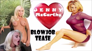 Jenny McCarthy Teasing BLOWJOB COMPILATION oral sex scenes in movies, Big Tits Blonde Cock Tease BJ