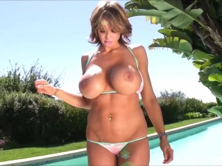 milf, pinupfiles, big tits, teasing, striptease, pornstar, fake tits, brunette, softcore, topless, busty, huge tits, behind the scenes, glamour, seduction, big natural boobs, solo female, big boobs, bts, brandy robbins, big natural tits