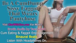 Gratis filmporno - Wees Een Cumdump Sissy Flikker Die Sissy Panty Draagt   & Cum Eten