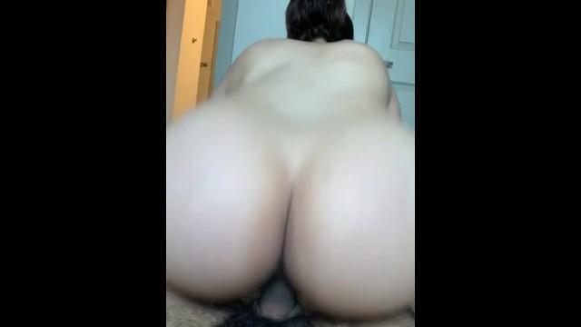 Brittney White Riding Dick