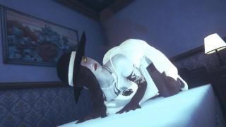 - VAMPIRE LADY DUMITRESCU HENTAI 3D RESIDENT VILLAGE