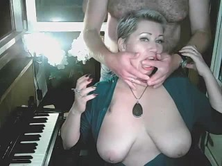 Slut wife for sale-2... Hot gaping pussy, my wife's spreading show... My mature wife is best whore!