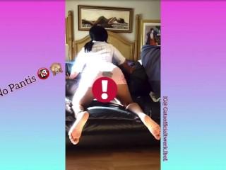 Gata Official Twerk Compilation #11 The best of her twerking skills as a dancer