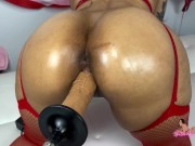 Bubble Butt Latina Gets Creamy Pussy Drilled On Valentines Day JOI - SelenaRyan
