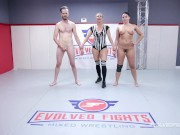 Sheena Ryder Fucked In All Holes With Anal After Nude Sex Fight Loss To Chad Diamond