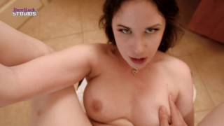 Caught Watching My Hot Step Mom Taking a Shower - Amiee Cambridge