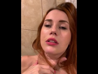 he fucked me in the bathroom twice in a row -POV