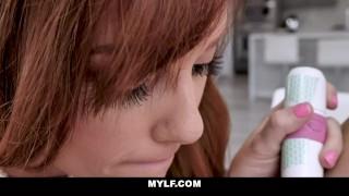 Two Redheads Sex Dolls Dani Jensen And Alexa Nova Enjoy Pussy For Breakfast