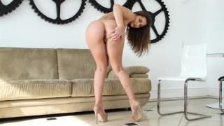 BANGBROS Brunette PAWG Dani Daniels And Her Picture Perfect Bubble Booty
