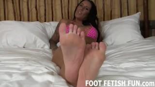 Xxx porno - Foot Fetish Fun Femdom Adoración De Pies Y Pov Videos De Fetiche De Pies
