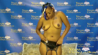 Gypsy Premier Casting VegasCastingCouch Las Vegas Nevada USA Anal Oral BG Masturbation