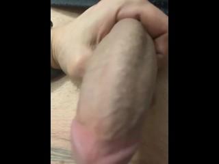 Cock Fondelling