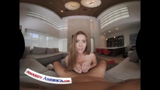 Naughty America Blonde MILF Kayla Paige needs her pipes checked and you are the lucky one to do it