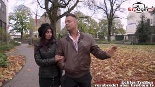German turkish milf fucks with her first german boyfriend