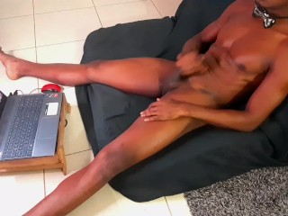 Gay stripper/ Dirty Dancer/Muslce guys getting horny/colombia salsa dancer naked / dancer handjob