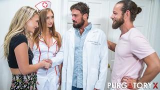PURGATORYX Fertility Clinic Vol 1 Part 2 with Skylar and Adira