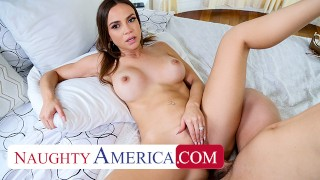 Naughty America – Havana Bleu gets fucked by a big cock