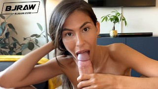BJRAW Heather Vahn is cock thirsty