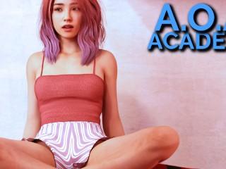 A.O.A. ACADEMY #26 – PC Gameplay [HD]